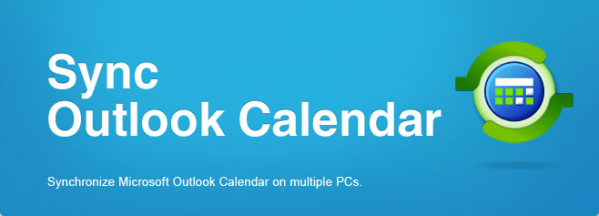 Share and synchronize Microsoft Outlook Calendar folders without a server.